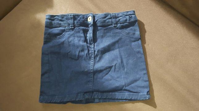 LC WAIKIKI jeansowa spódniczka 6-7lat