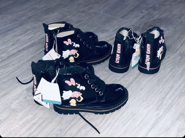 Ботинки Minnie Zara 21