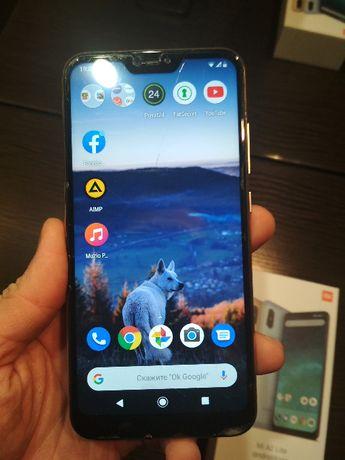Телефон смартфон Xiaomi mi a2 lite 3/32 Gold