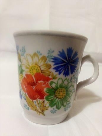 Фарфоровая Чашка времён СССР 60х годов