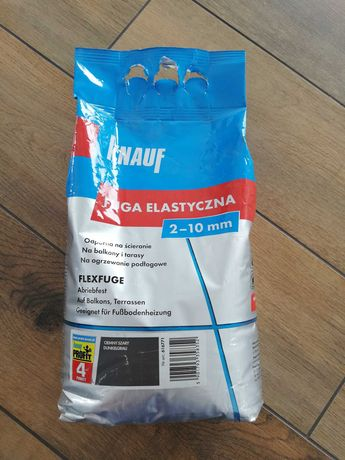 Fuga Knauf 4kg szary Ciemny (dunkelgrau)