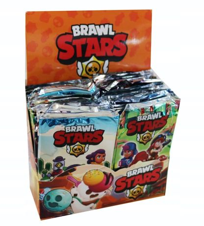Карточки 8шт *Brawl Stars* *Бравл Старс* 8 штук в упаковке