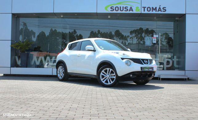 Nissan Juke 1.6 T Tekna Premium Pele CVT