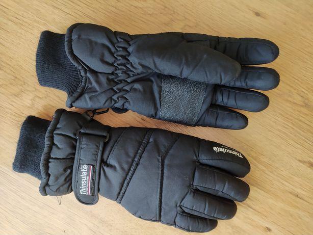 Rękawice ciepłe zimowe