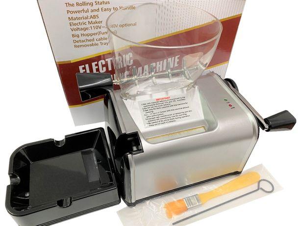 Maszynka do papierosów elektryczna C81 nabijarka gilz