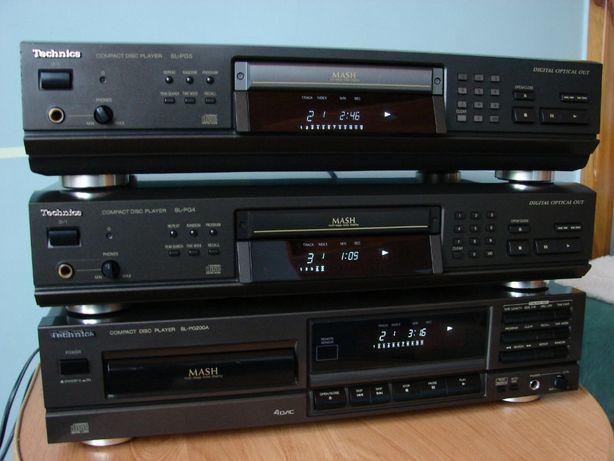 Technics Compact Disc_SL-PG5/SL-PG4/SL-PG200A_ Bardzo Udane Model