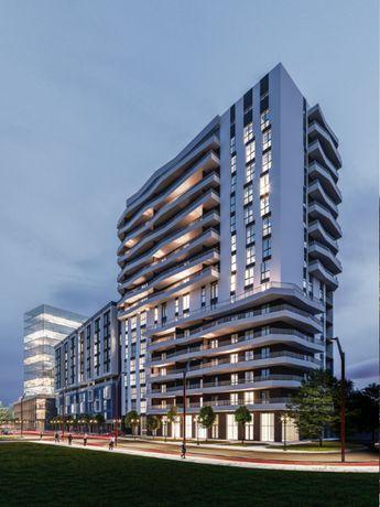 Двохкімнатна квартира 54,2 кв. м, вул. Дж. Вашингтона, знижка до 10%