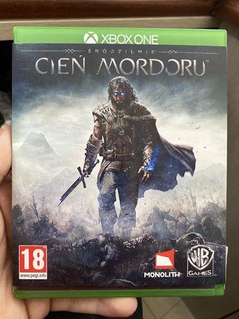 Srodziemie Cień Mordoru Xbox One