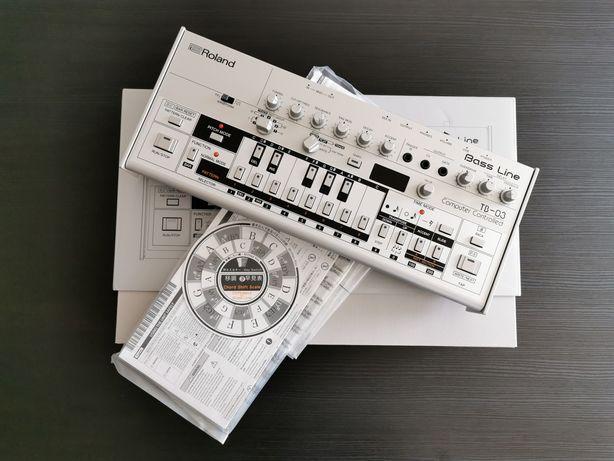 Roland Boutique TB-03 - ideał!