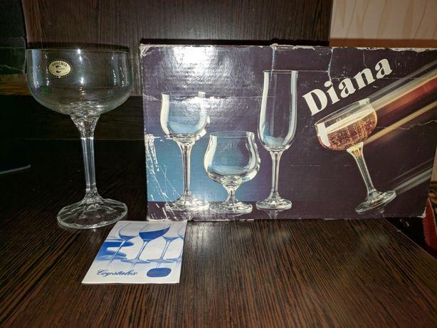 Богемия набор бокалов Bohemia Diana