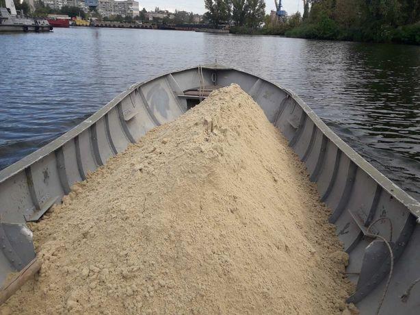 Речные грузоперевозки,доставка песка,щебня ,строй материалов.
