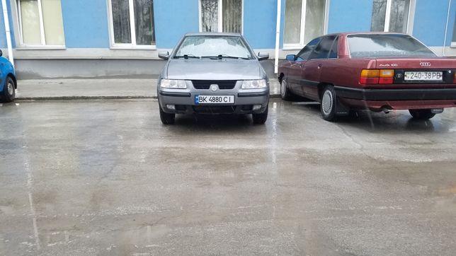Продаж. Обмін. Samand (Peugeot 405)