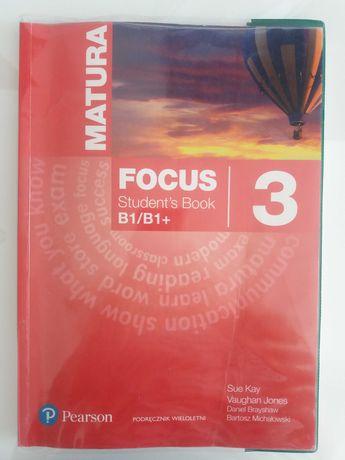 Podręcznik Focus 3 j. angielski