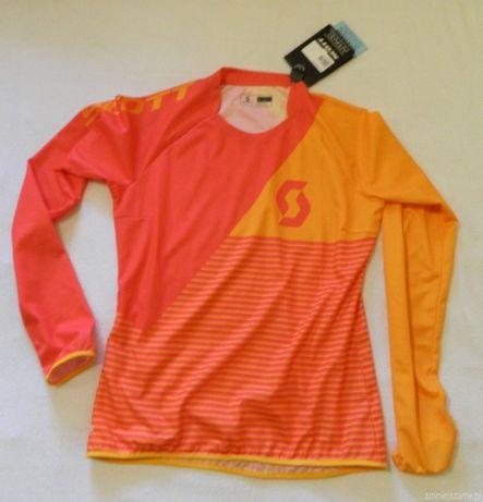 SCOTT CONTESSA koszulka bluza na rower NOWA