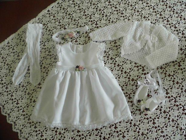 Sukienka do chrztu rozmiar 74