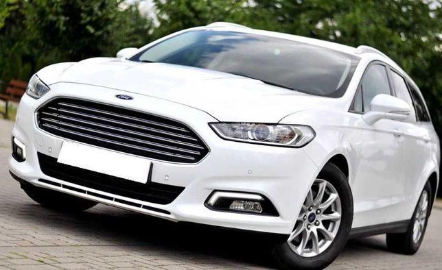 Samochód  auto wynajem samochodu do ślubu Ford
