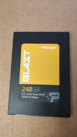Диск SSD 240 гб Patriot Blast PBT240GS25SSDR