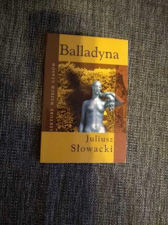Balladyna - Słowacki
