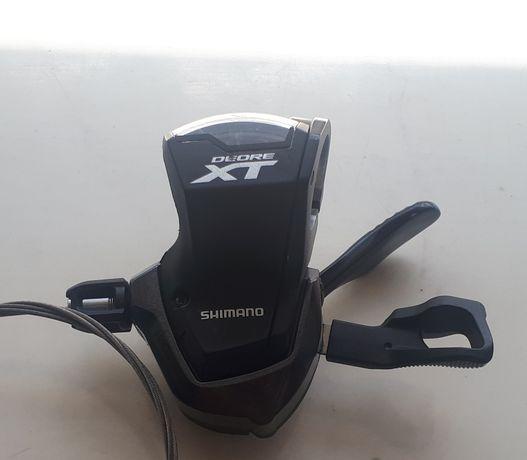 """Manetka Shimano Deore XT SL-M8000 """"lewa"""""""