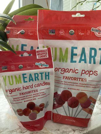Органічні цукерки
