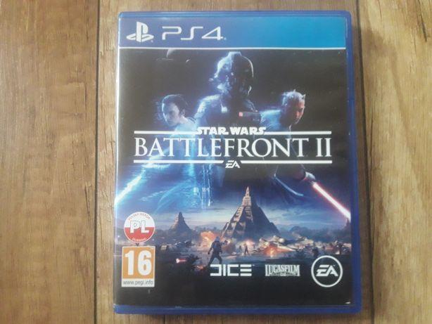 PS 4 Battlefront 2 Dubbing PL