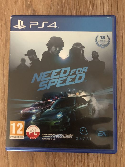 Need for Speed PS4 Gdańsk - image 1