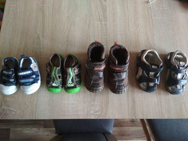 Buty dziecięce,  dobra jakość , cena całego zestawu