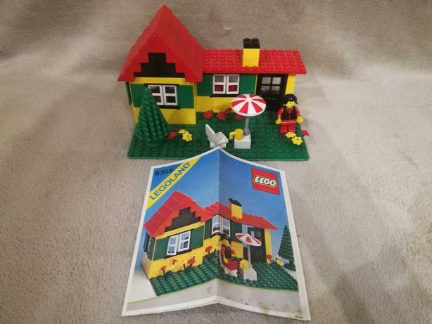Lego Town City miasto 6365 Summer Cottage (1)