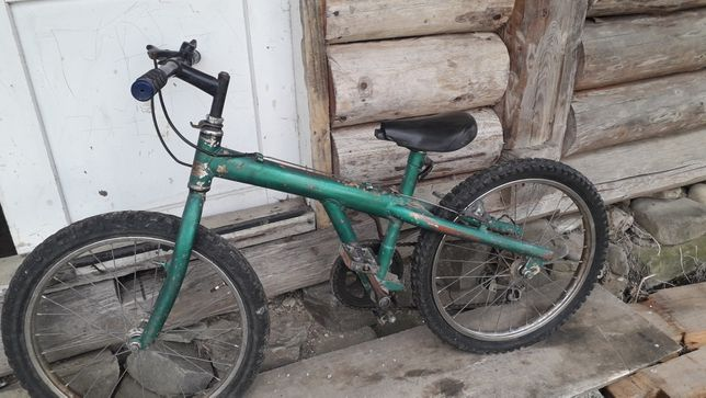 Породам підлітковий велосипед в нормальному стані ціна 1600 гр.0000000