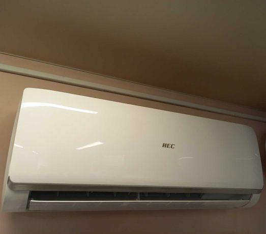 Качественный кондиционер инвертор Haier Electric Company HEC в Одессе