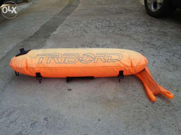 Boia tribord/tenda criança