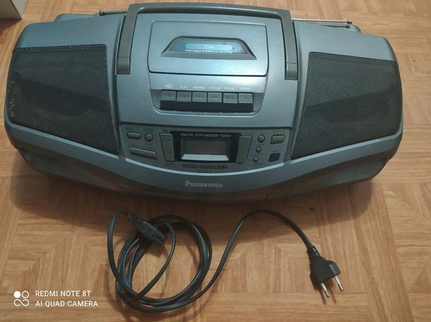 Магнитола RX - DS 19.
