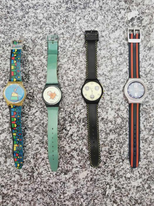 Relógios watch usados Peso Da Régua E Godim - imagem 1