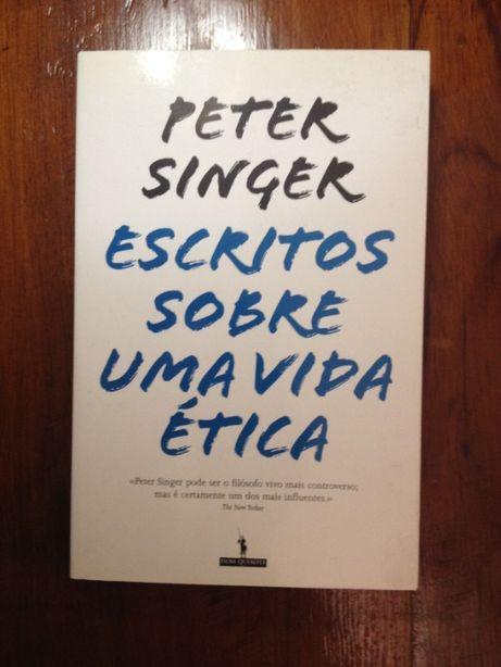 Peter Singer - Escritos sobre uma vida ética