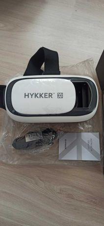 Okulary VR 3D białe