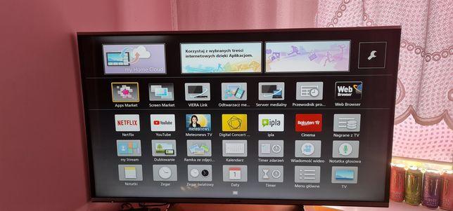 Sprzedam Panasonic SMART TV 50CALI