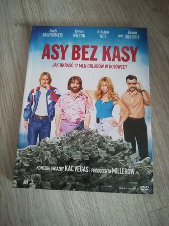 Asy bez kasy DVD