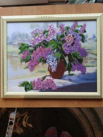 Чешский бисер в картинах