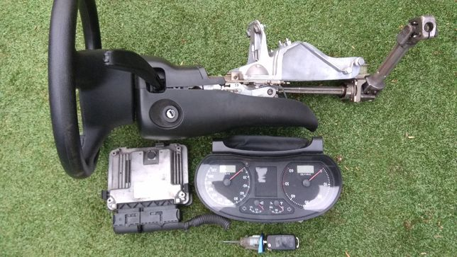 Zestaw startowy VW POLO IV 2008