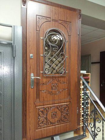 Двери входные, металлические, дверь в дом, в квартиру, в офис