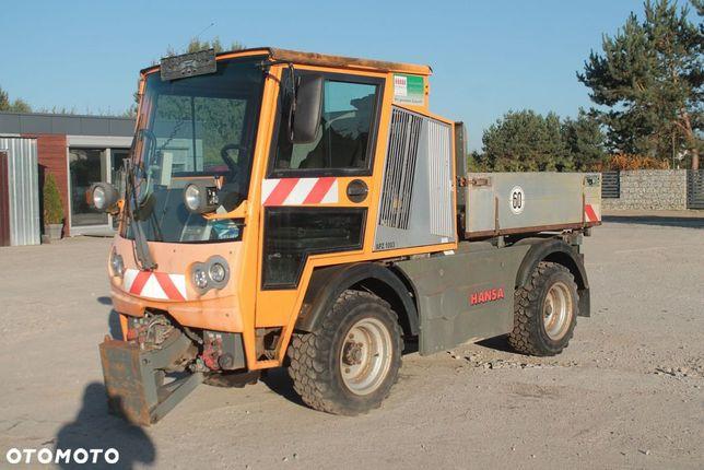 Multicar HANSA APZ 1003H  Pojazd komunalny DMC 5200