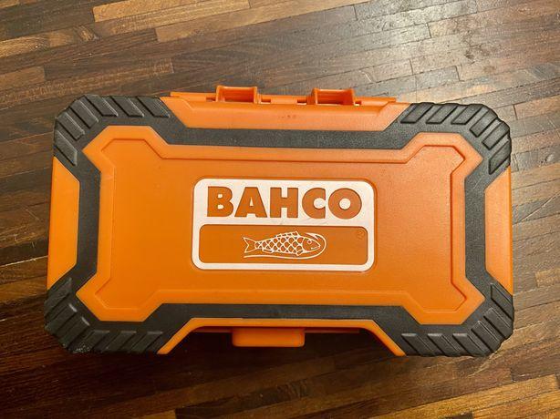 """BAHCO zestaw 1/4"""" 54 elementowy bity 59/S54BC Nowy"""