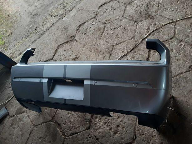 Dodgr Challenger zderzak czujniki tył kompletny stan bdb 08-14