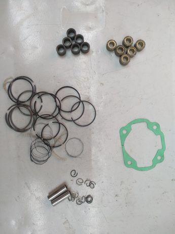 Поршневые кольца + ролики Yamaha Jog50 2T ямаха джог 50 2T