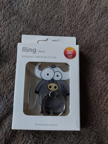 Ring - pierścień - holder do telefonu - smartfona - Bawół