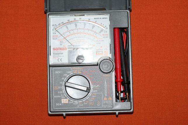 Miernik uniwersalny SANWA YX360TRF