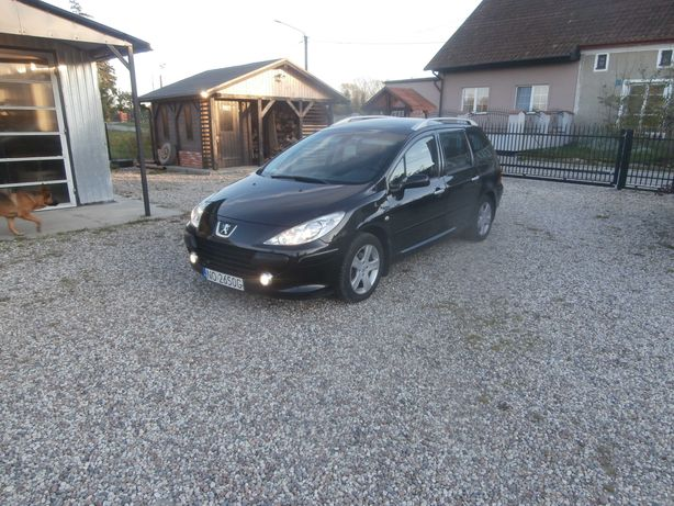 Peugeot 307 SW Zarejestrowany.