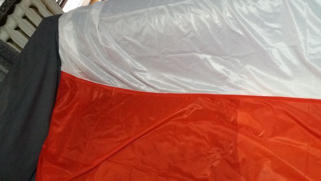 Flaga Polski 158*220