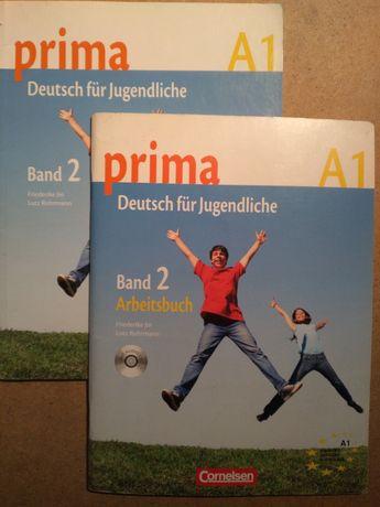 Prima A1 band 2. Deutsch für Jugendliche
