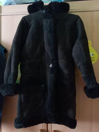 Дублёнка, пальто, куртка